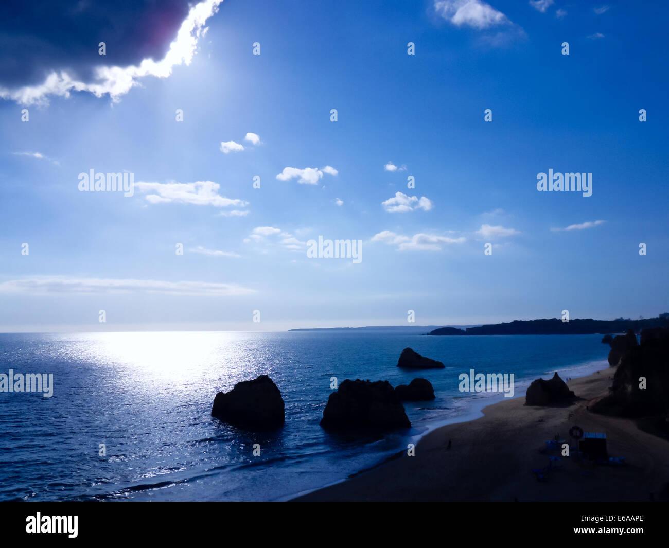 sea,coast - Stock Image