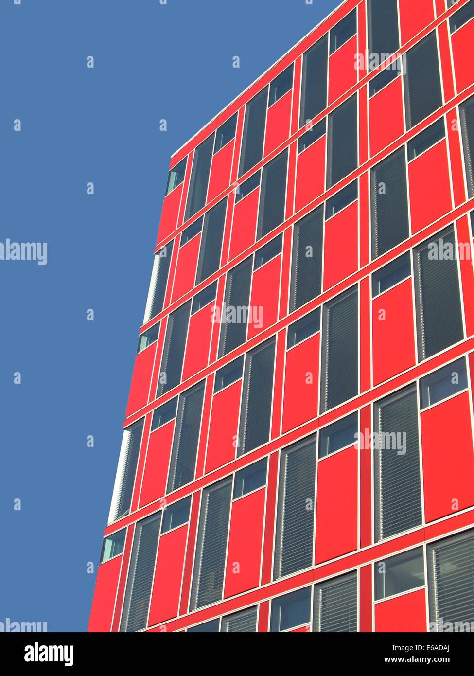 office building,facade Stock Photo