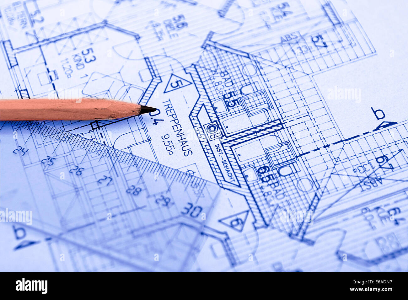 Floorplan stock photos floorplan stock images alamy propertyblueprint stock image malvernweather Images