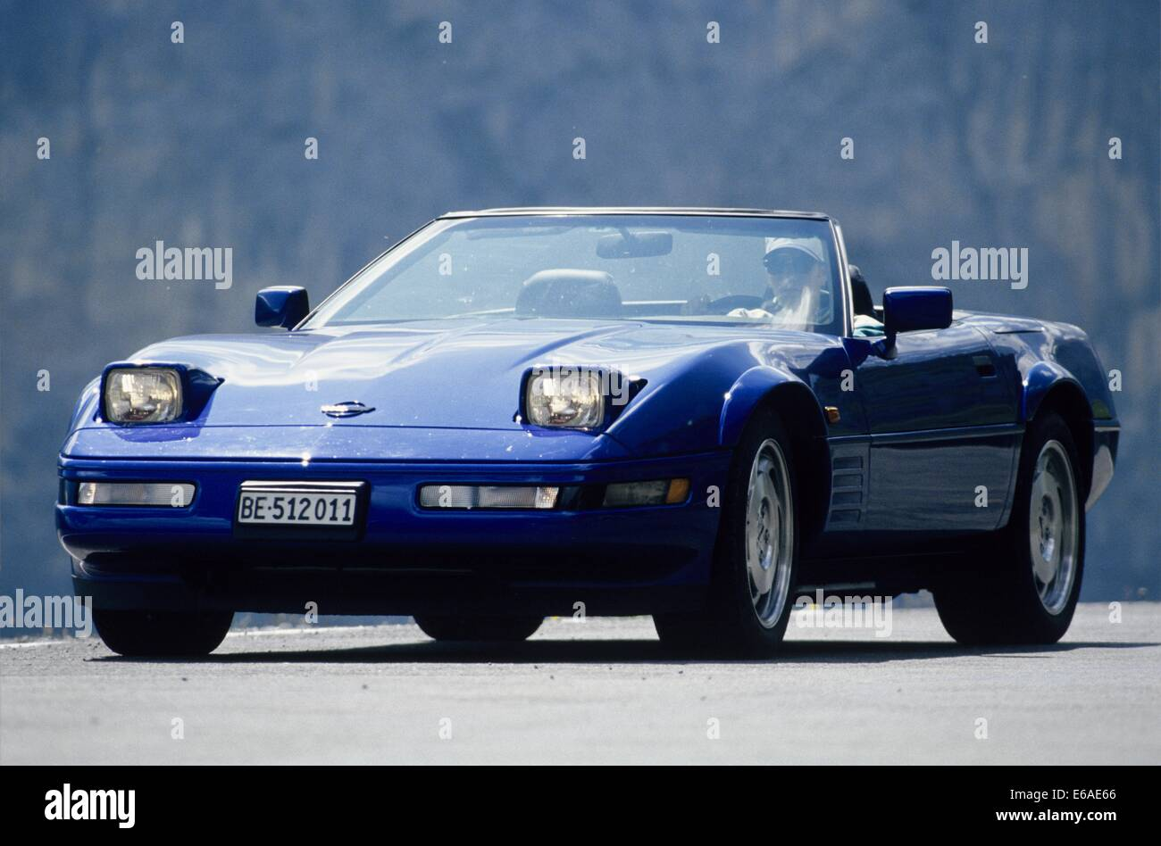 Corvette 1994 chevy corvette : Chevrolet Corvette C4 fourth generation - 1994 Model Year - front ...