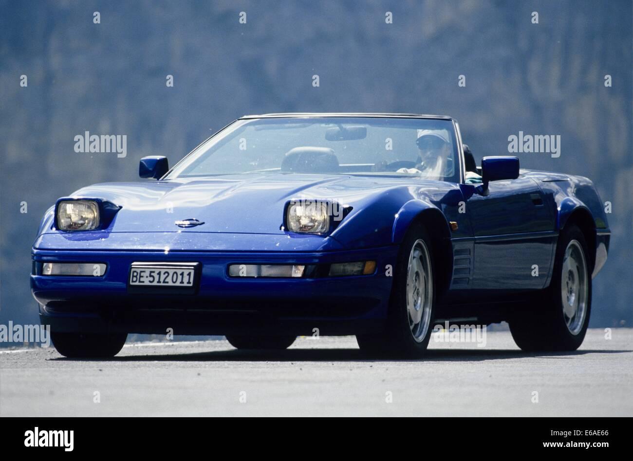 Chevrolet Corvette C4 fourth generation - 1994 Model Year in