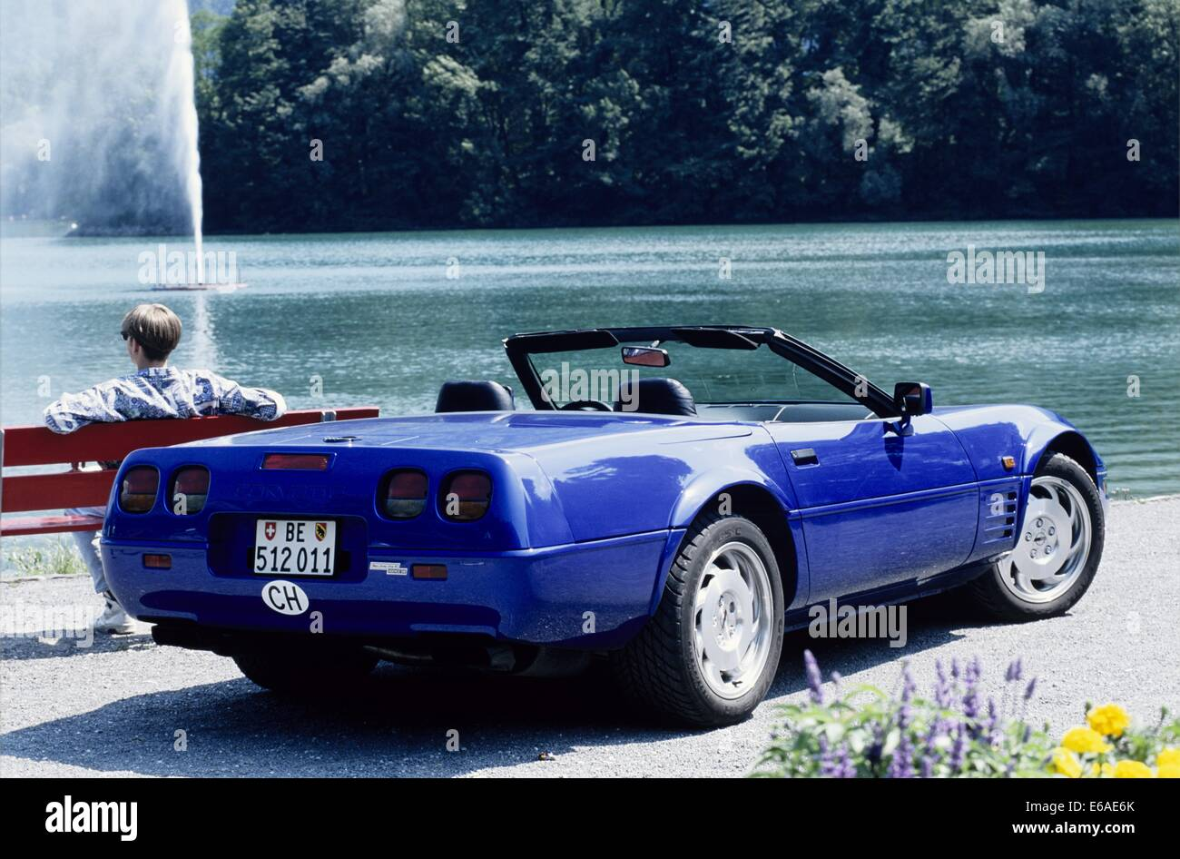 Chevrolet Corvette C4 fourth generation - 1994 Model Year in