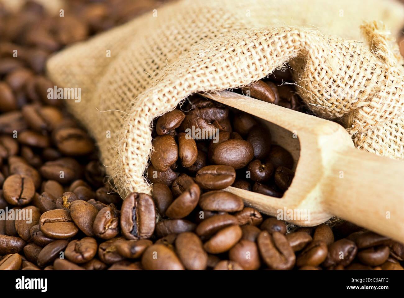 coffee,coffee bean Stock Photo