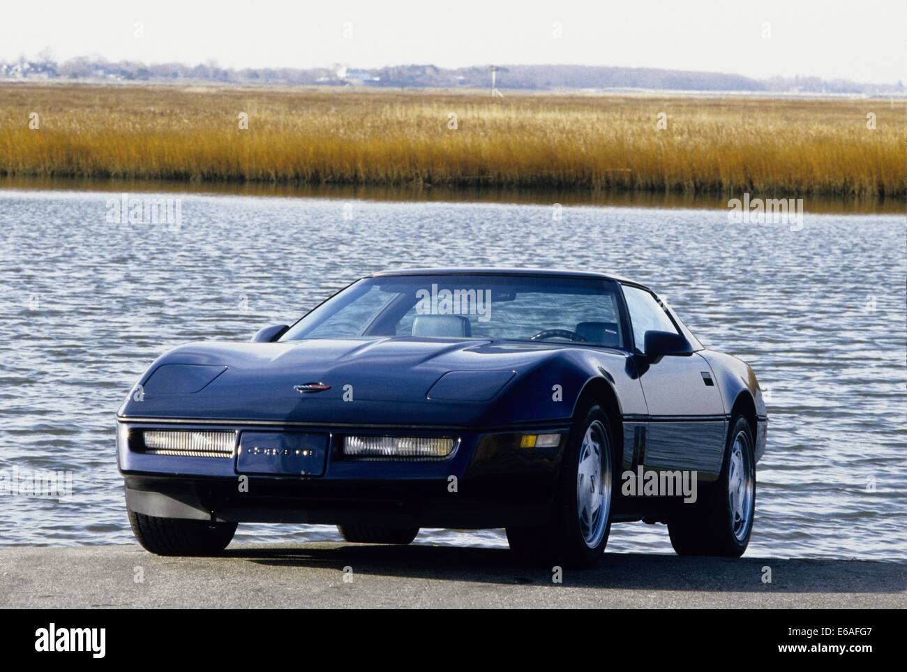 Chevrolet Corvette C4 Callaway modified version - 1988 Model
