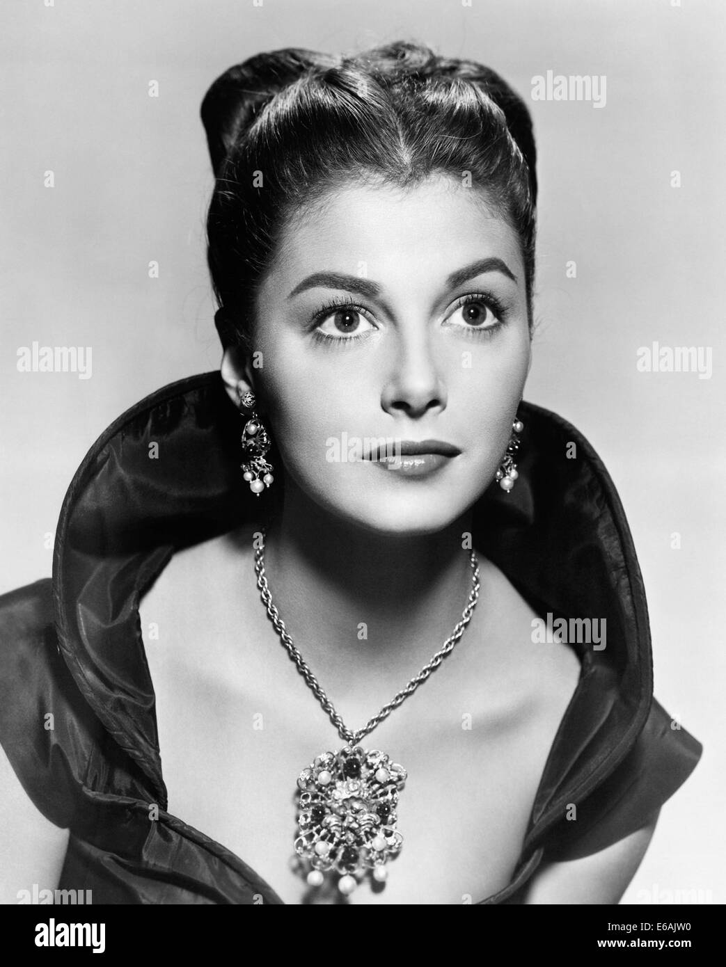 Ana Maria Pier Angeli pier angeli (1932-1971) italian film and tv actress about