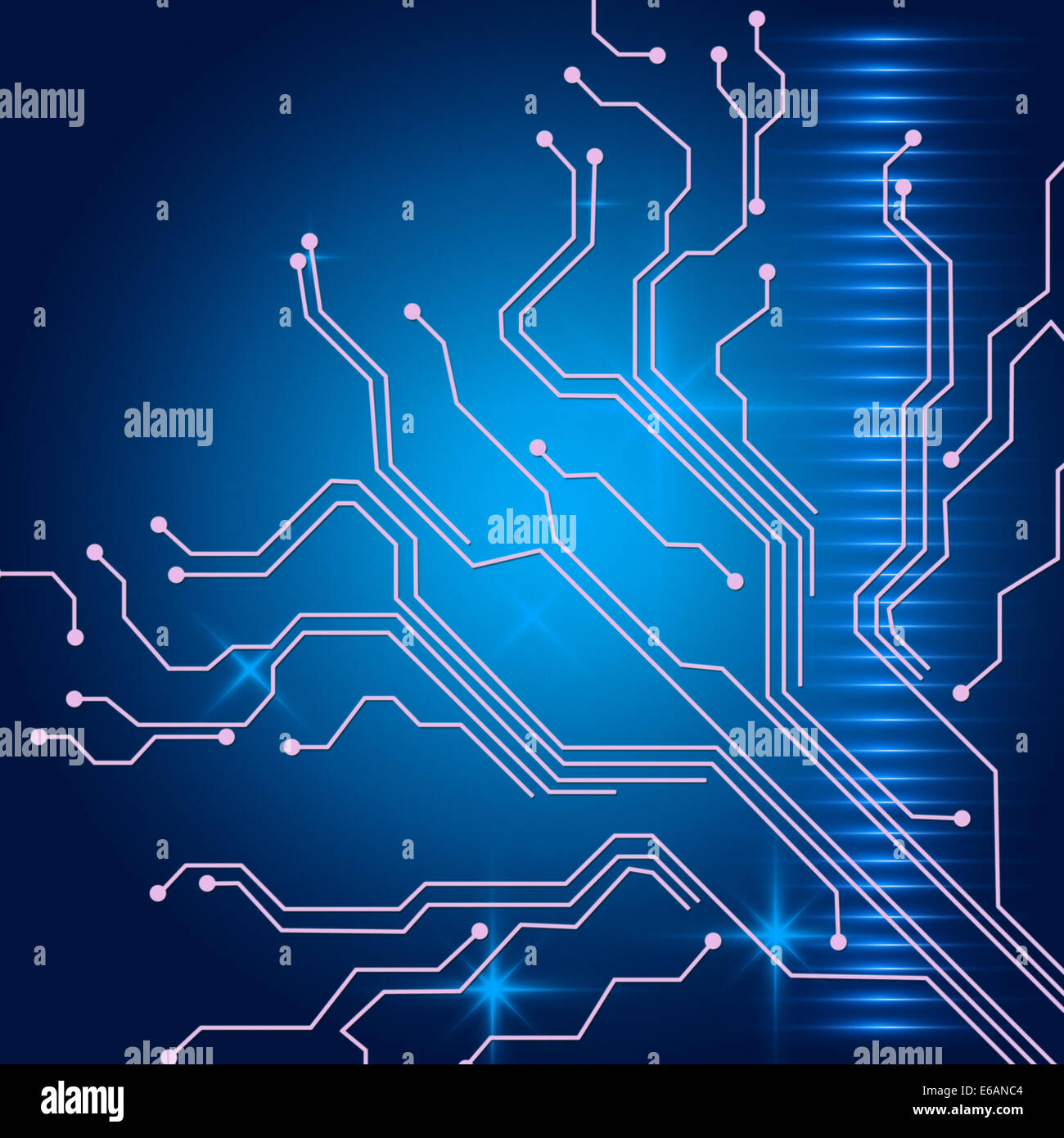 Contact Links Background Showing Electric Circuit Or Interface Wire ...