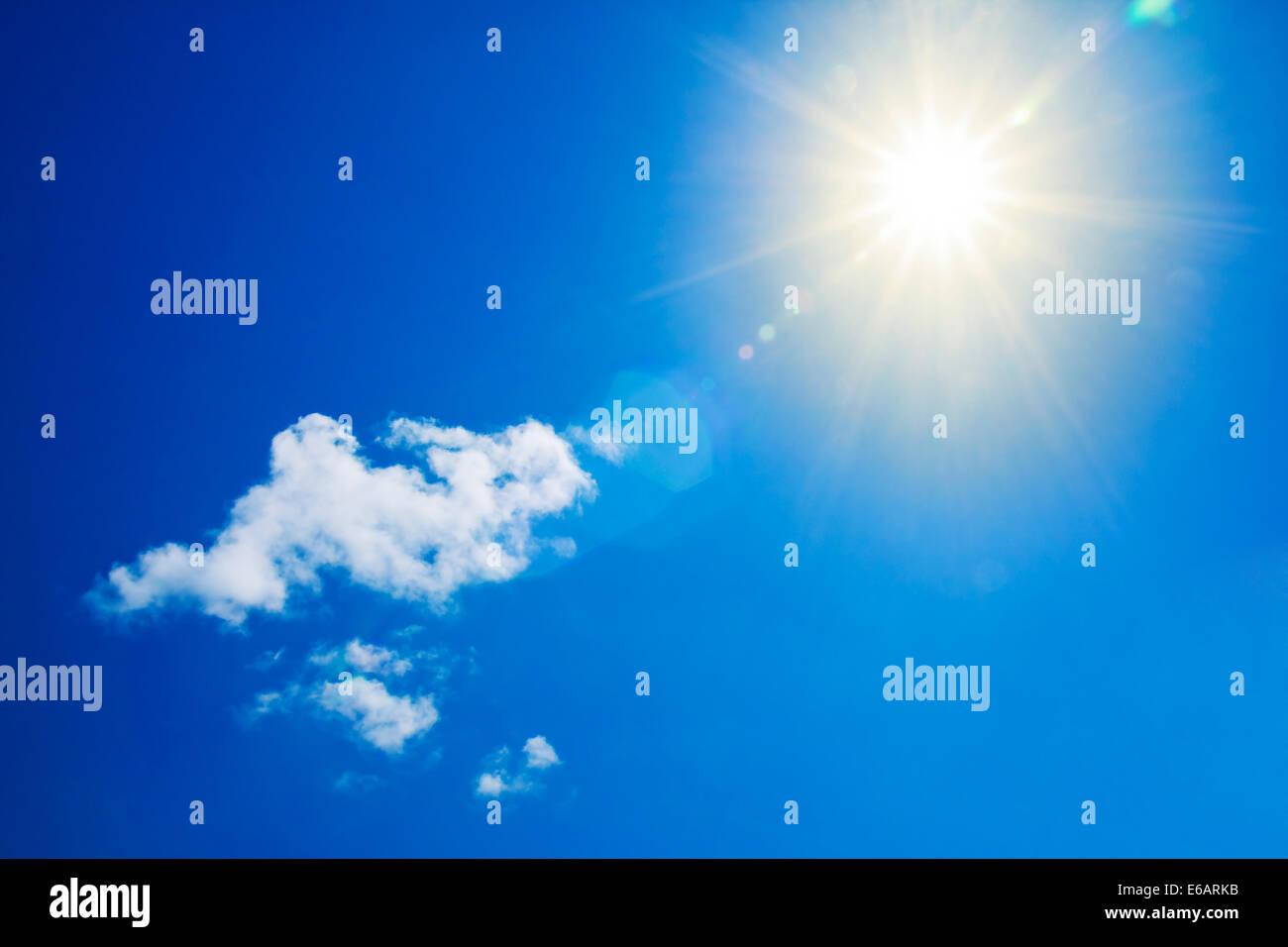 sun,sunlight - Stock Image