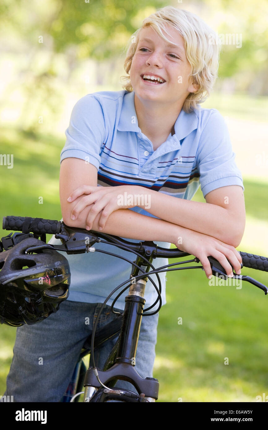 boy,casual wear,leisure - Stock Image
