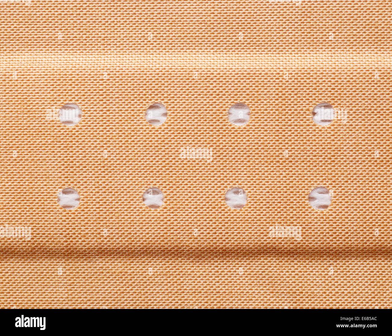 adhesive bandage,bandages - Stock Image