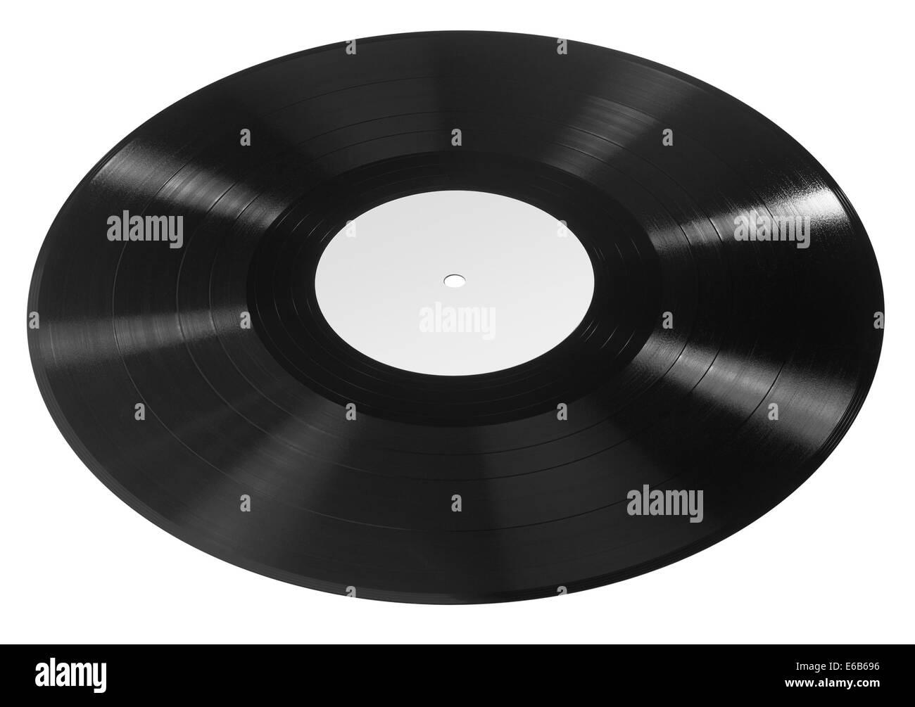 record,vinyl - Stock Image