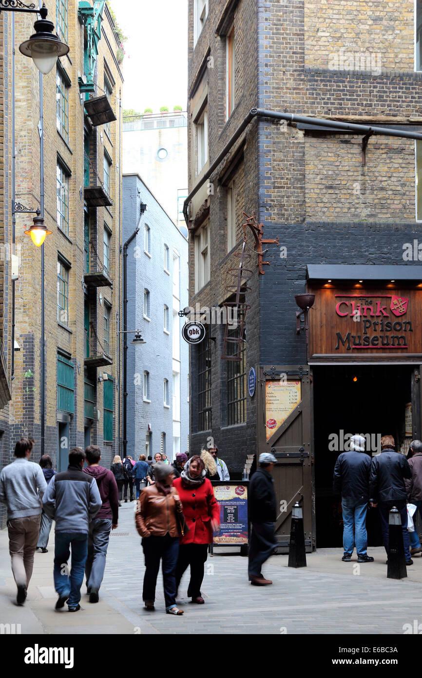 Great Britain London Borough Market - Stock Image