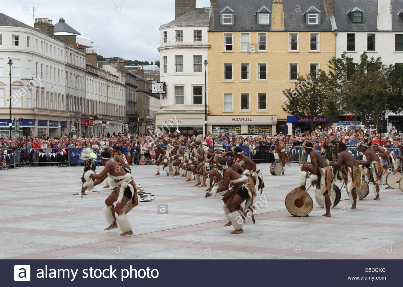 Royal edinburgh military tattoo performers city for Square city tattoo