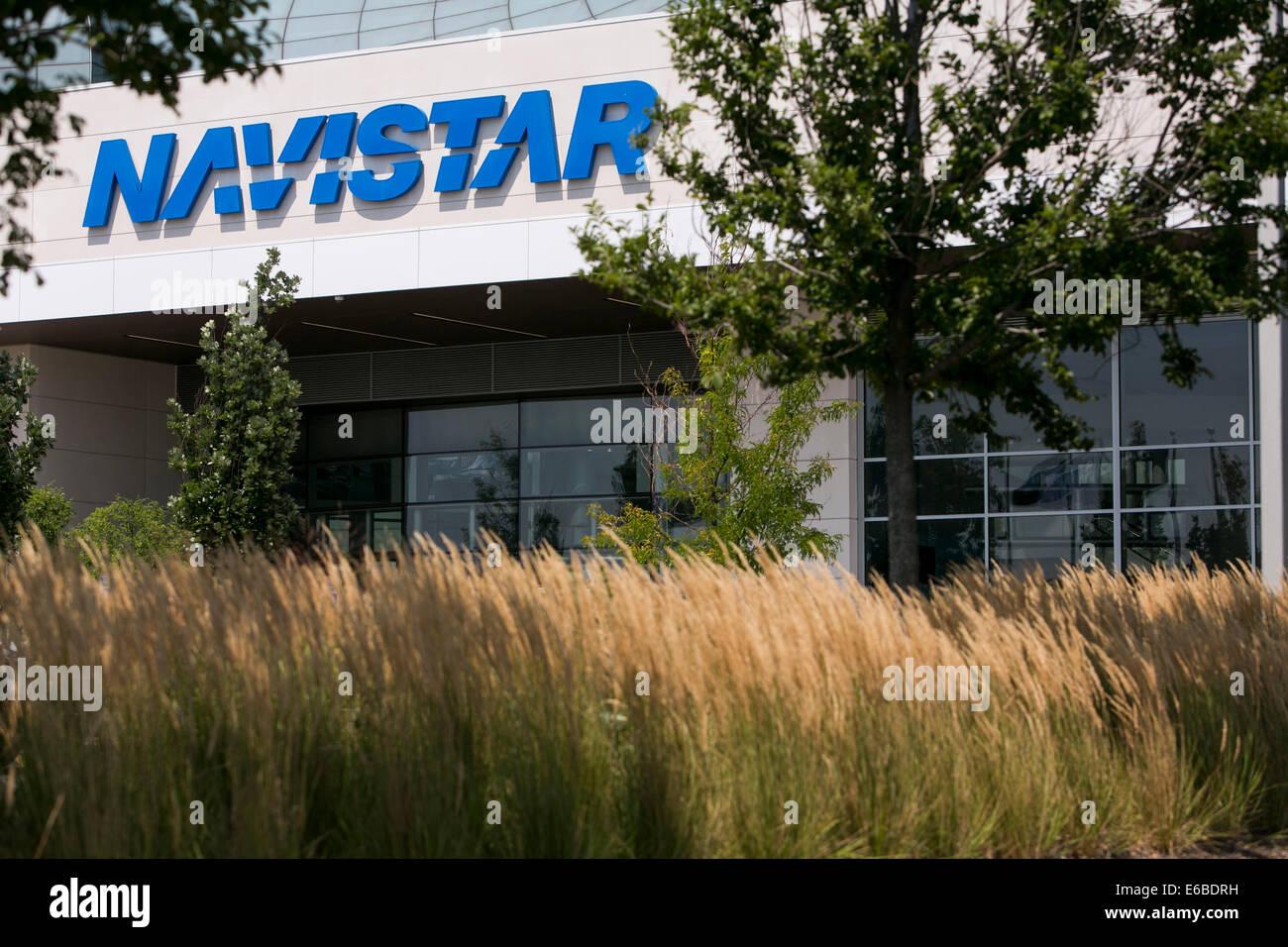 Navistar Stock Photos & Navistar Stock Images - Alamy