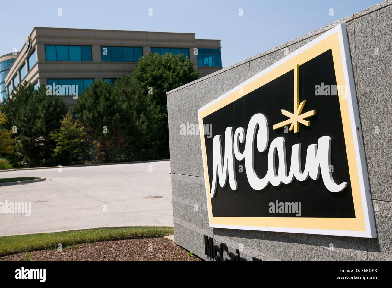 Mccain Stock Photos & Mccain Stock Images - Alamy