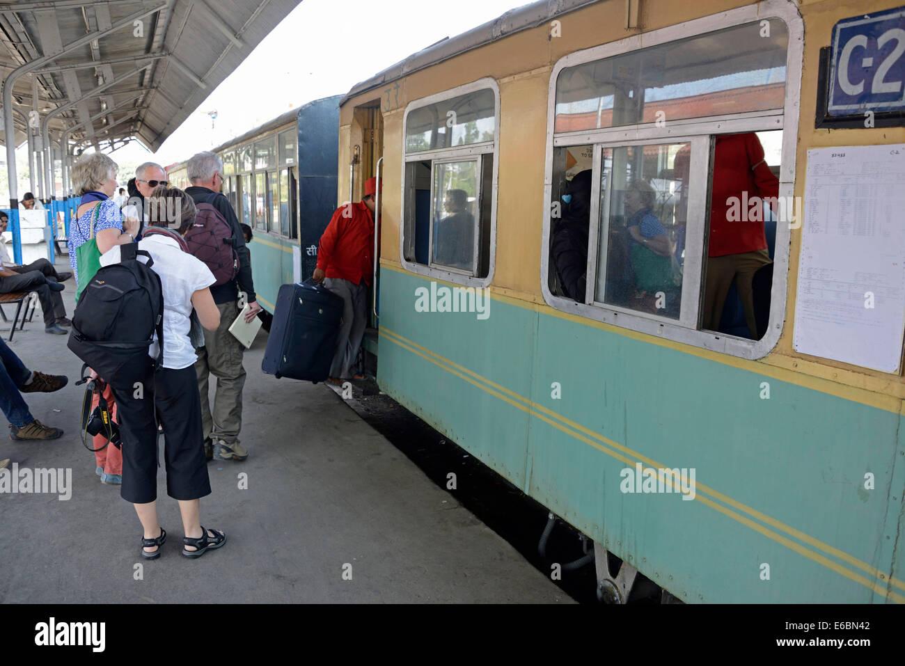 Kalka Railway Station Car Parking