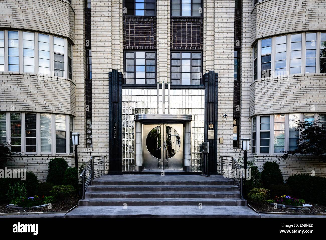 Amazing Hightowers Apartments, 1530 16th Street NW, Washington DC