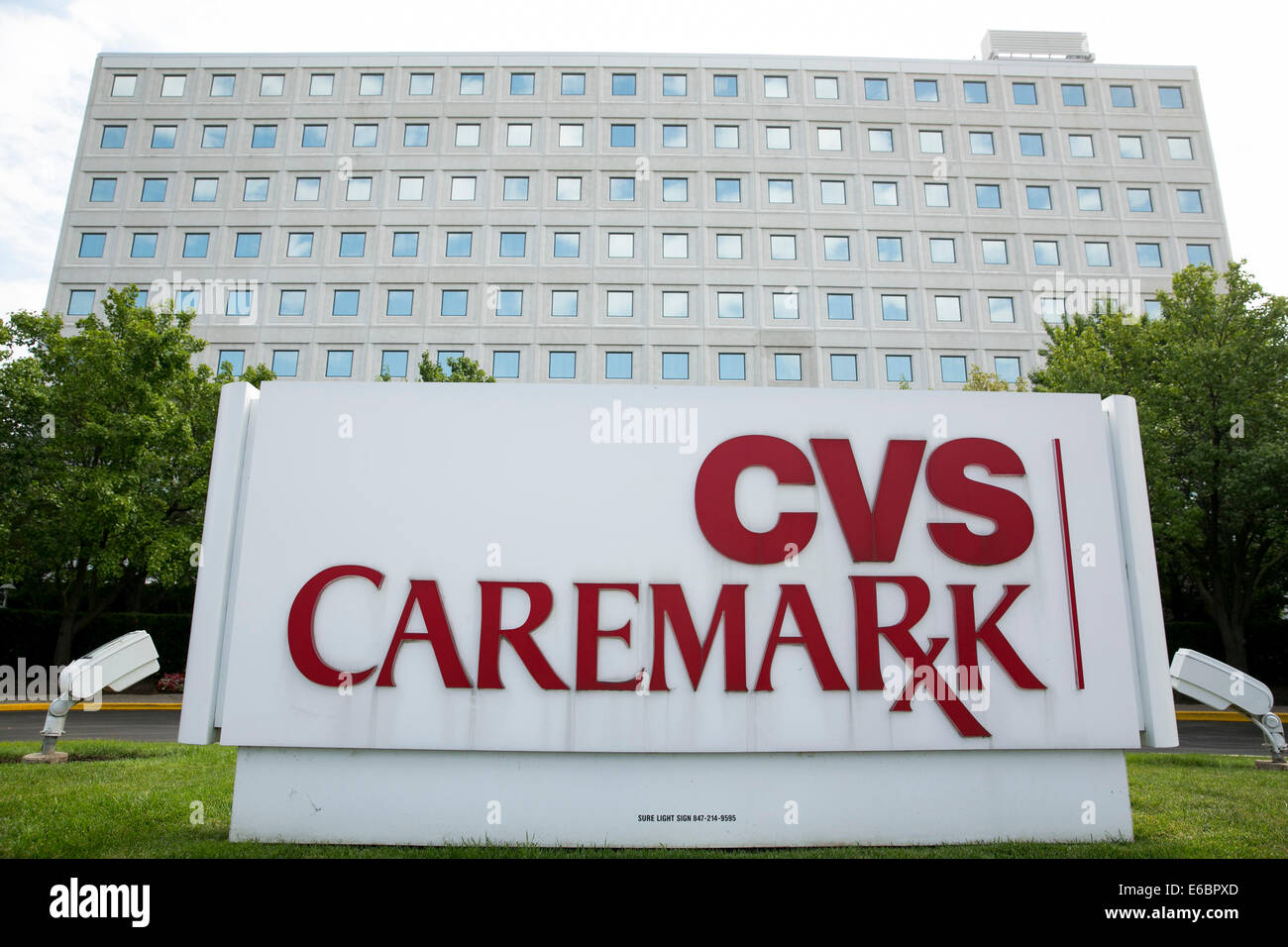 an office building occupied by cvs caremark in northbrook  illinois stock photo  72788869