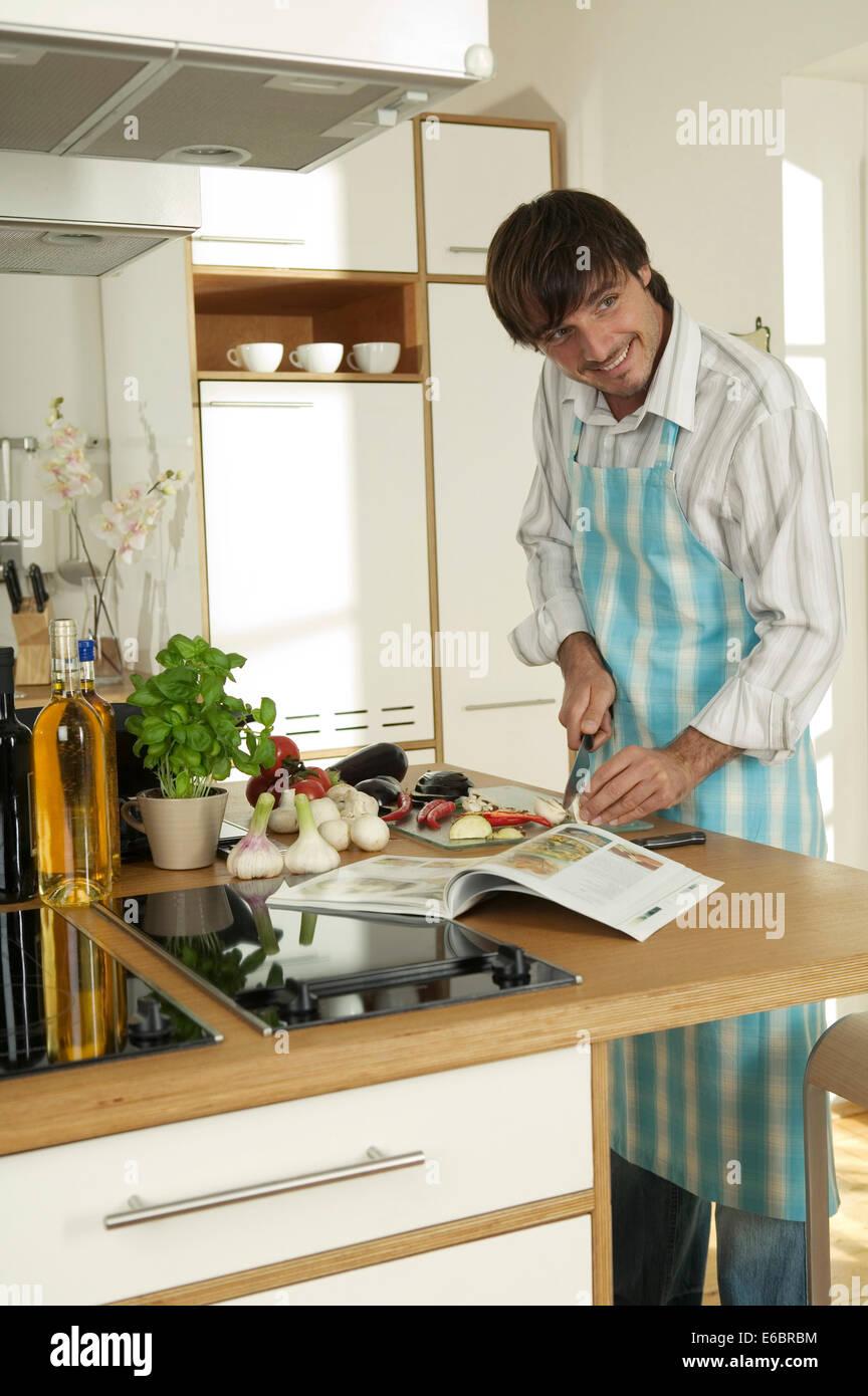 cooking,kitchen,hobbie cooking Stock Photo