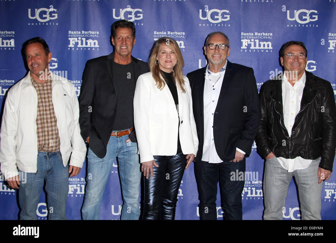 29th Santa Barbara International Film Festival 'Oustanding Performer of the Year' award in honour of Cate - Stock Image