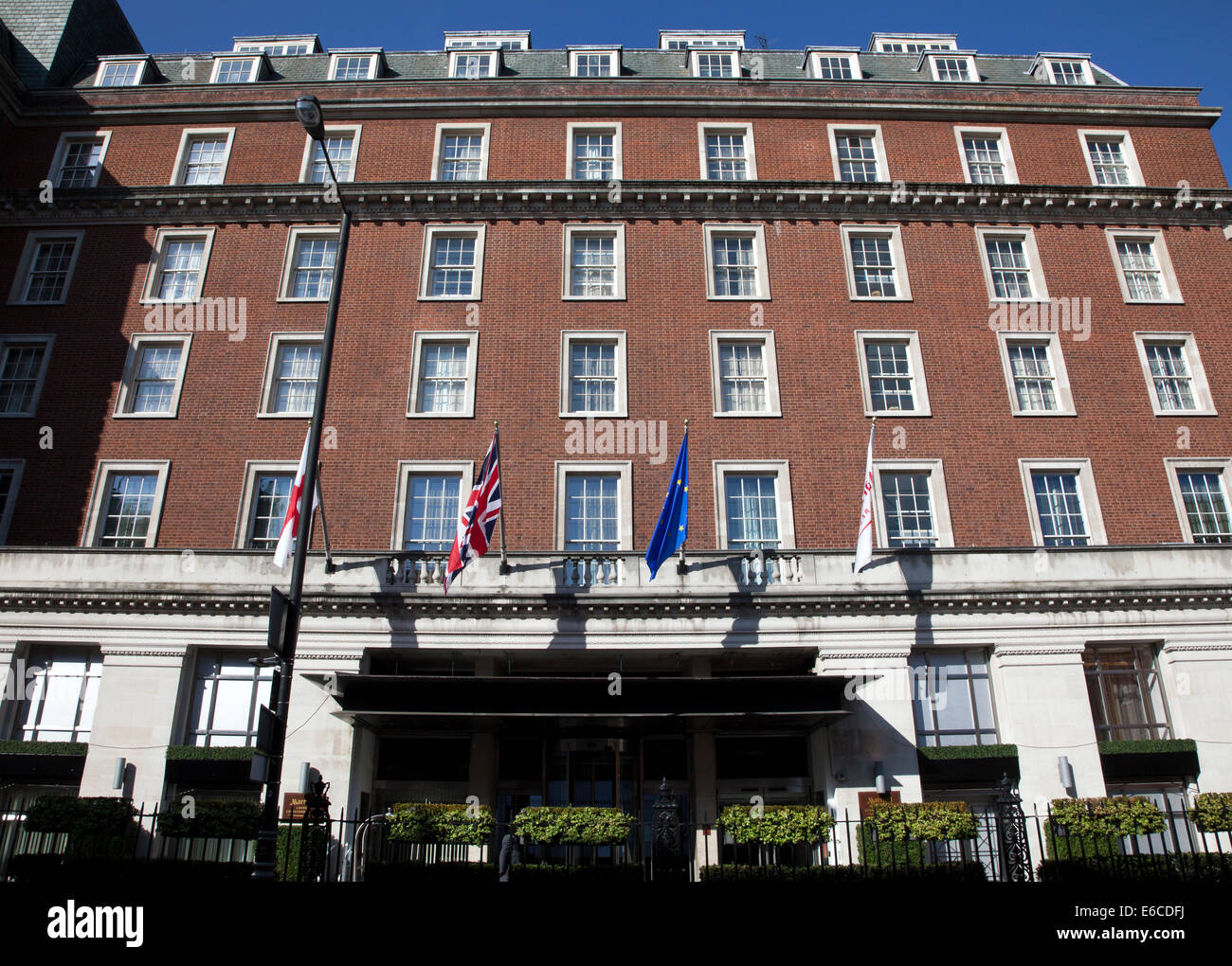 Mayfair Hotel London England