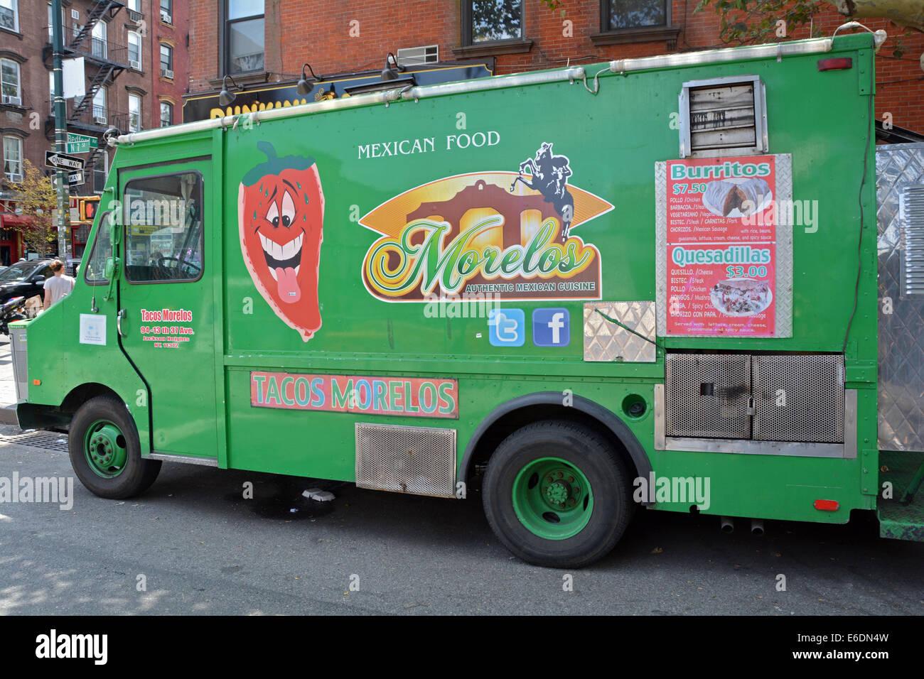 Williamsburg Brooklyn Food Trucks