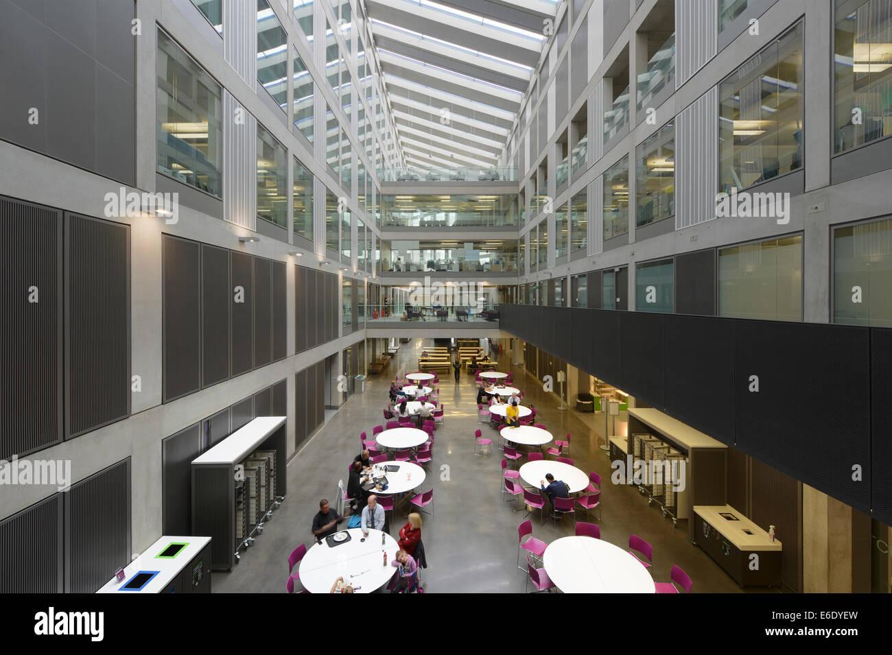 Metropolitan University Interior Design