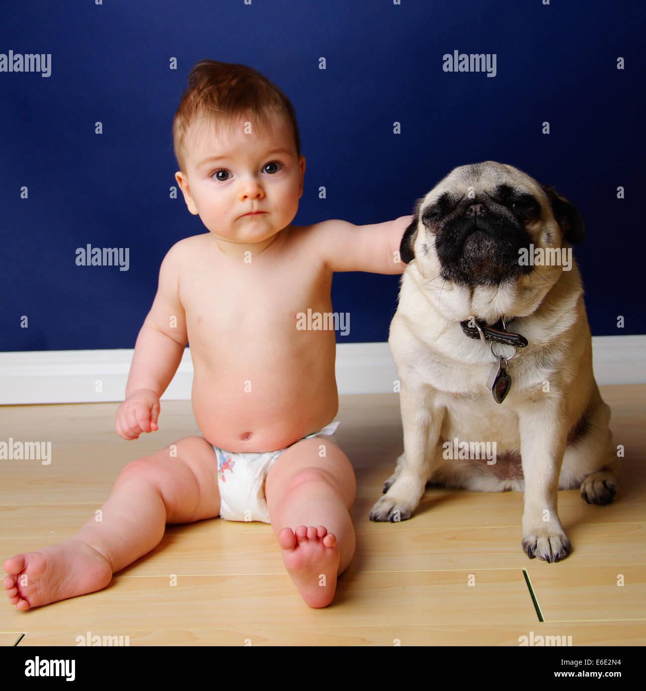 kids petting dog stock photos kids petting dog stock images alamy
