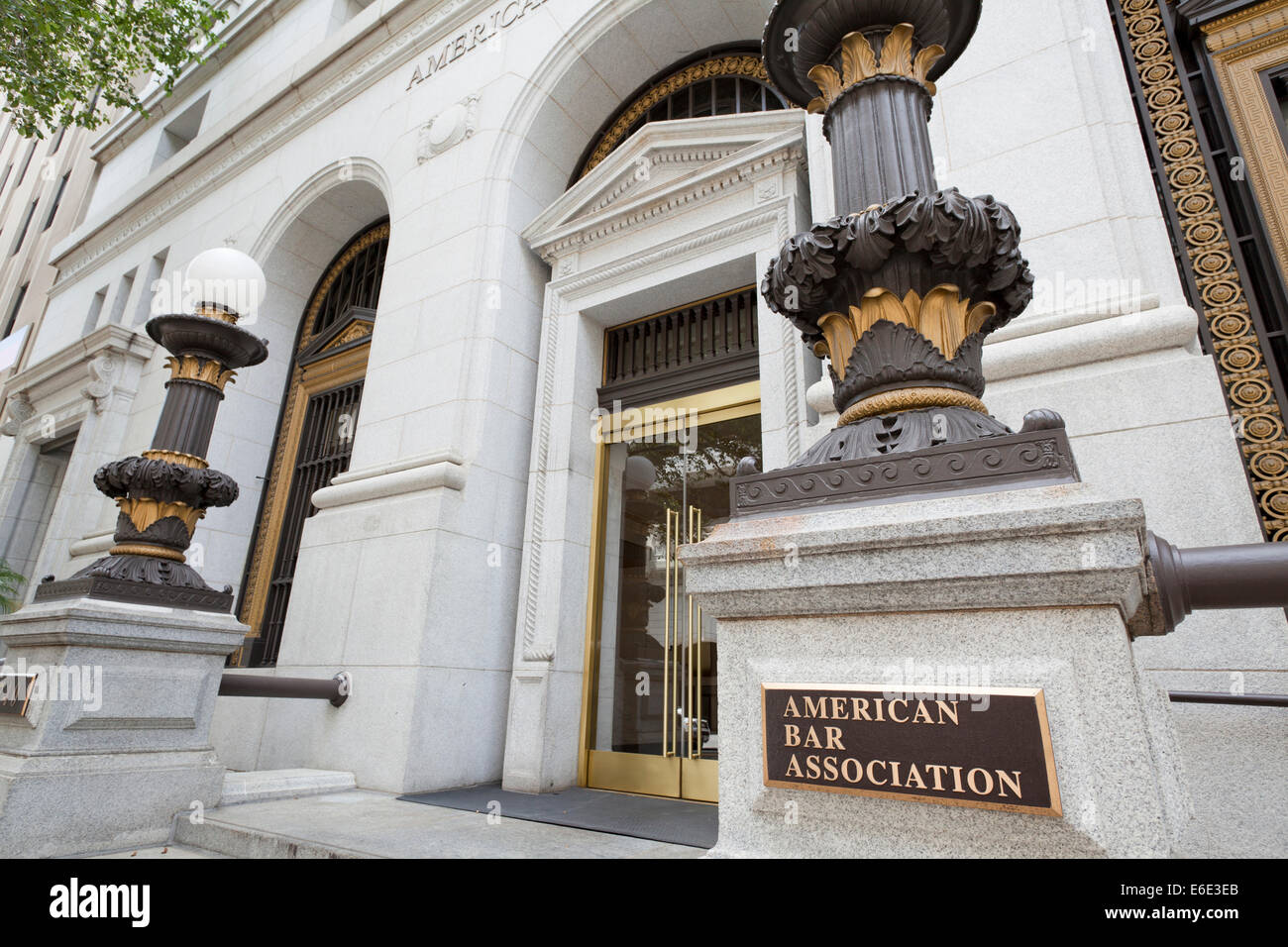 American Bar Association headquarters - Washington, DC USA