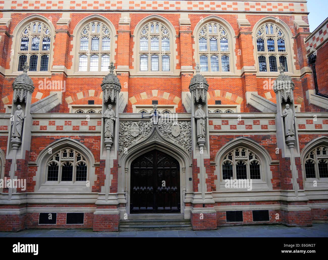 St Johns College Cambridge - Stock Image