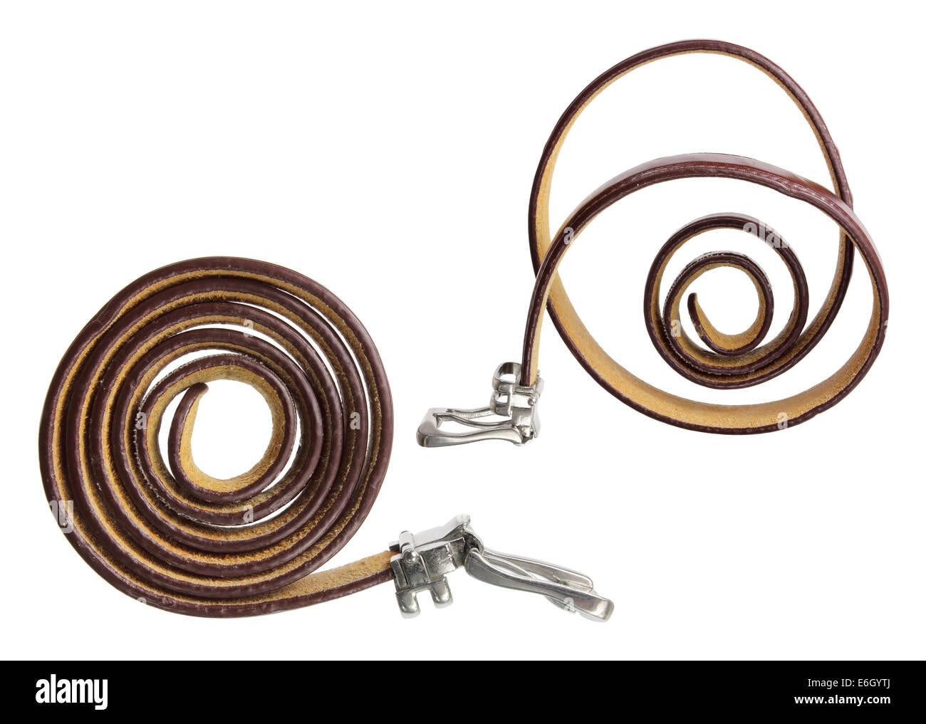 Lady's Belts - Stock Image