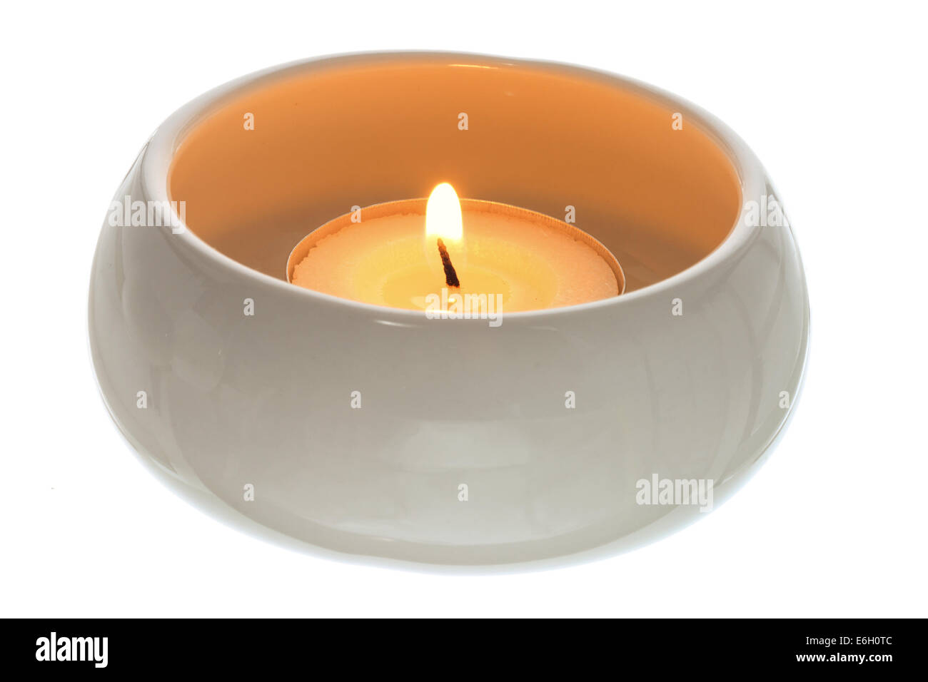 Candle - Stock Image