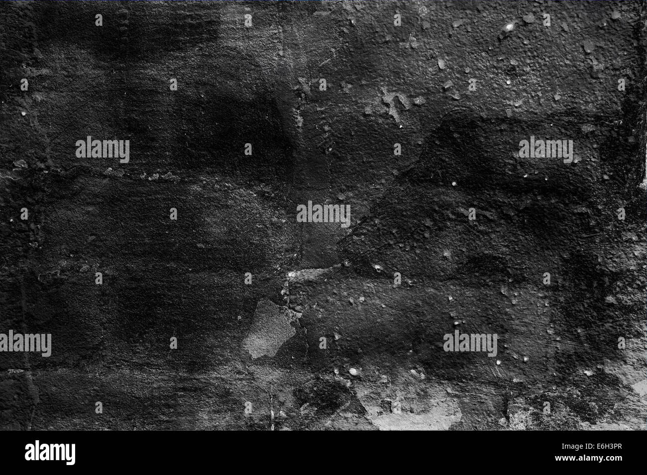 grunge black paint wall background or texture Stock Photo 72905583