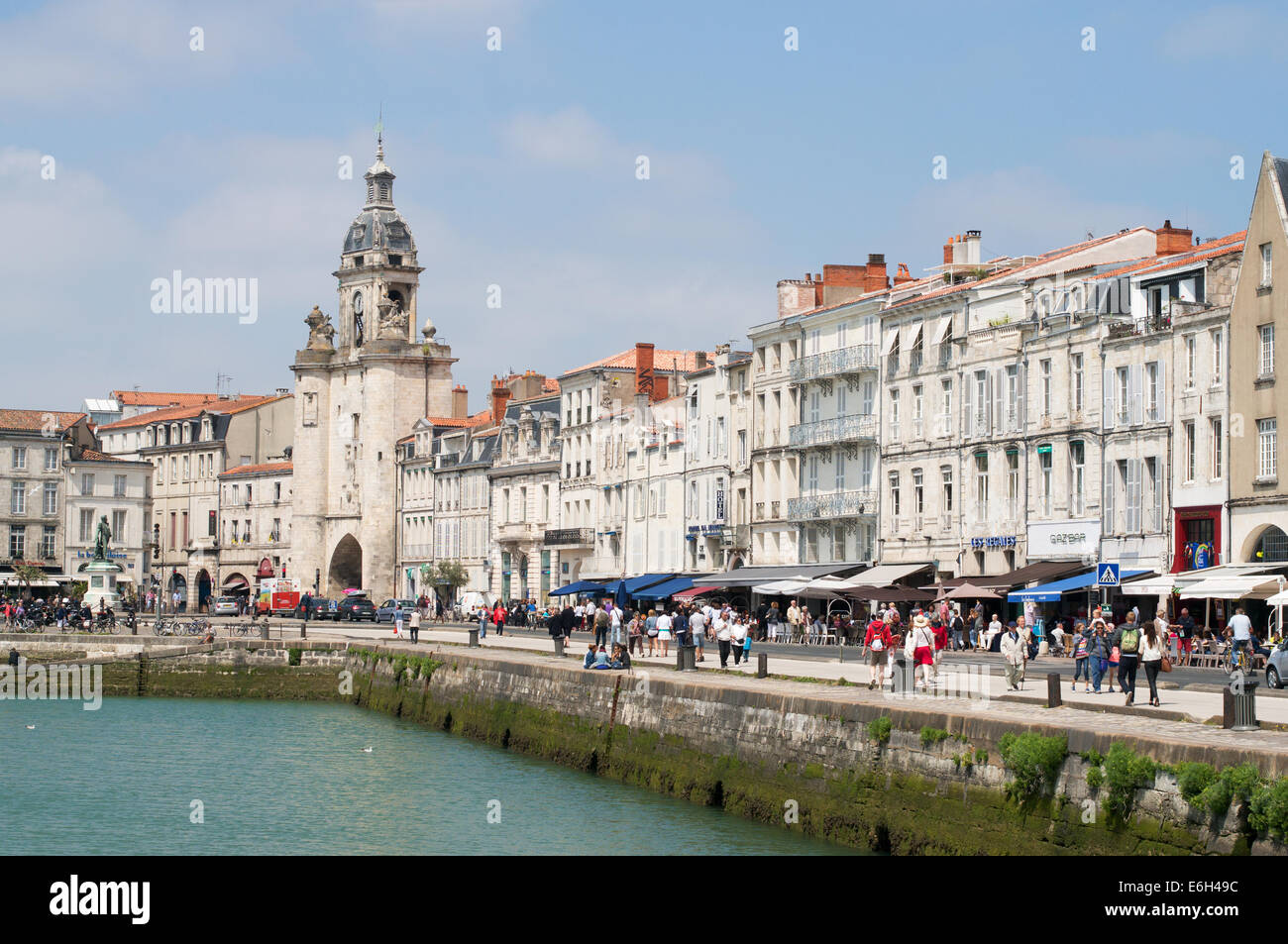 la rochelle harbour and old town charente maritime france europe stock photo 72905992 alamy. Black Bedroom Furniture Sets. Home Design Ideas