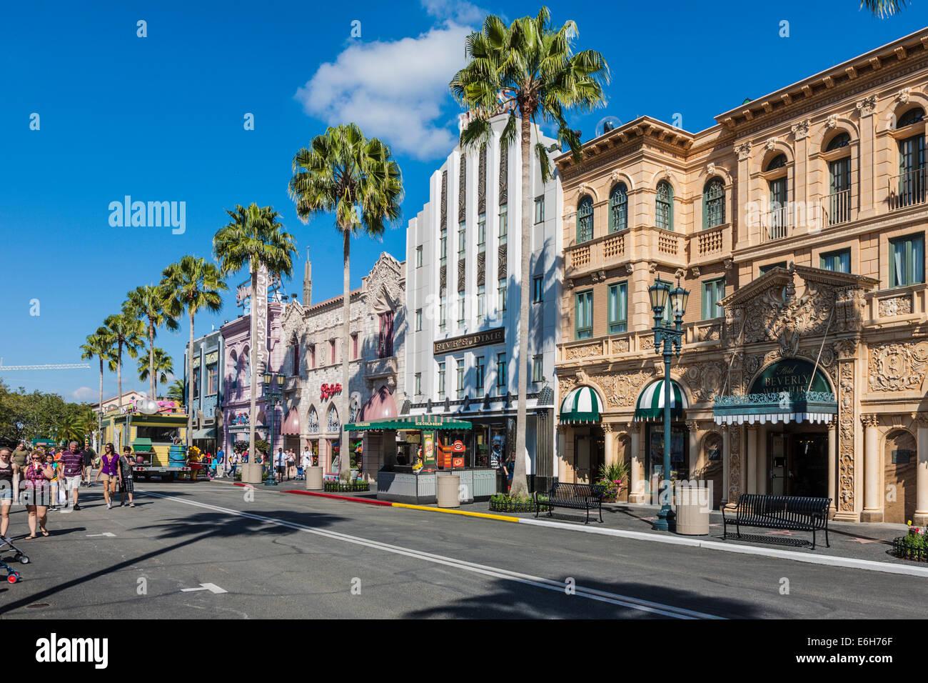 Sunset Boulevard Tour