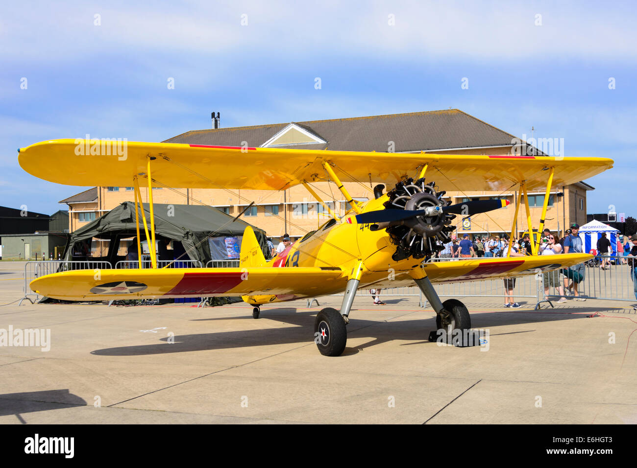 Stearman Kaydet Stock Photos & Stearman Kaydet Stock Images