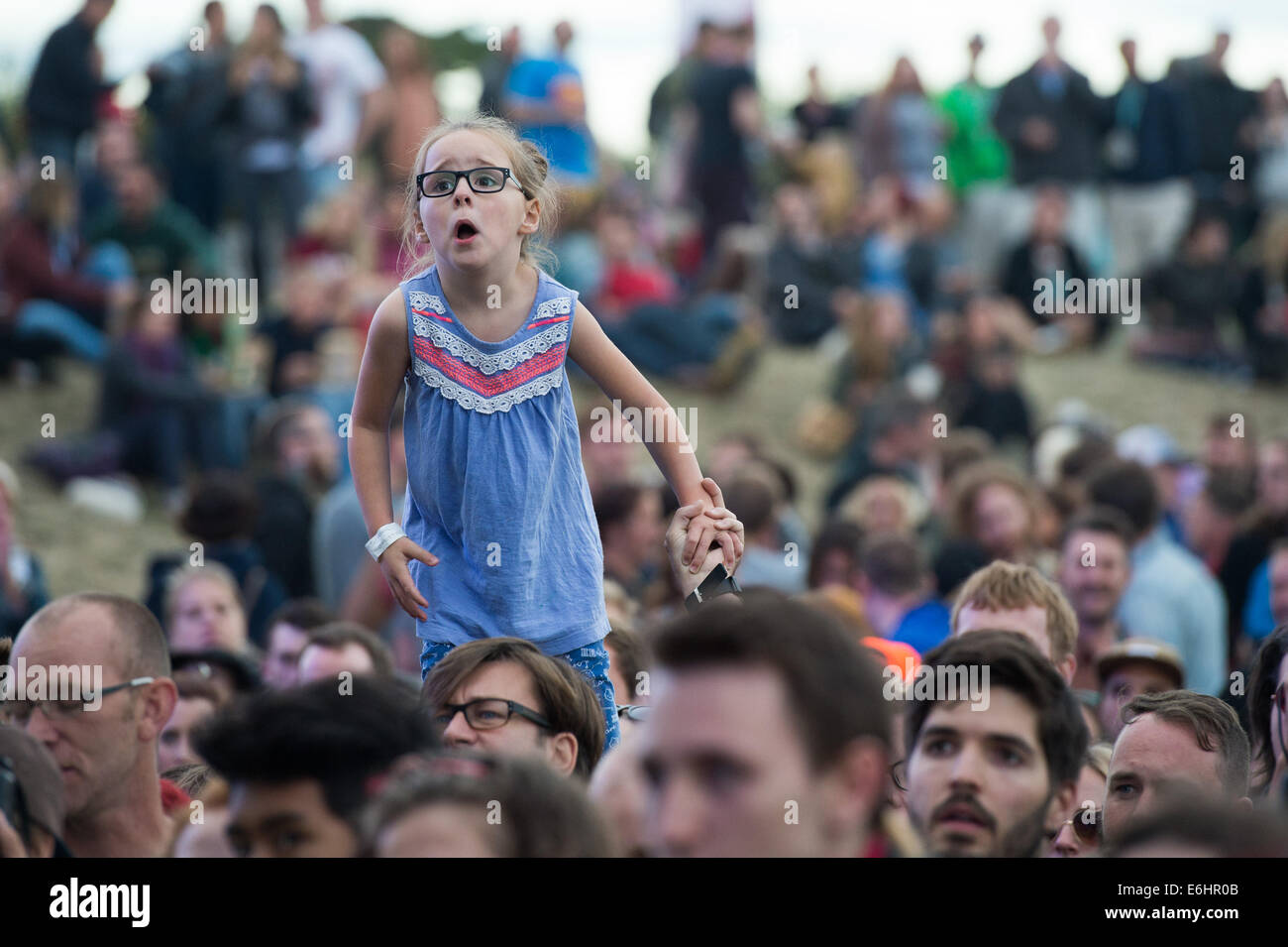 Southsea, UK, 24th Aug, 2014. Victorious Festival - Sunday, Southsea, Hampshire, England. Credit:  MeonStock/Alamy Stock Photo
