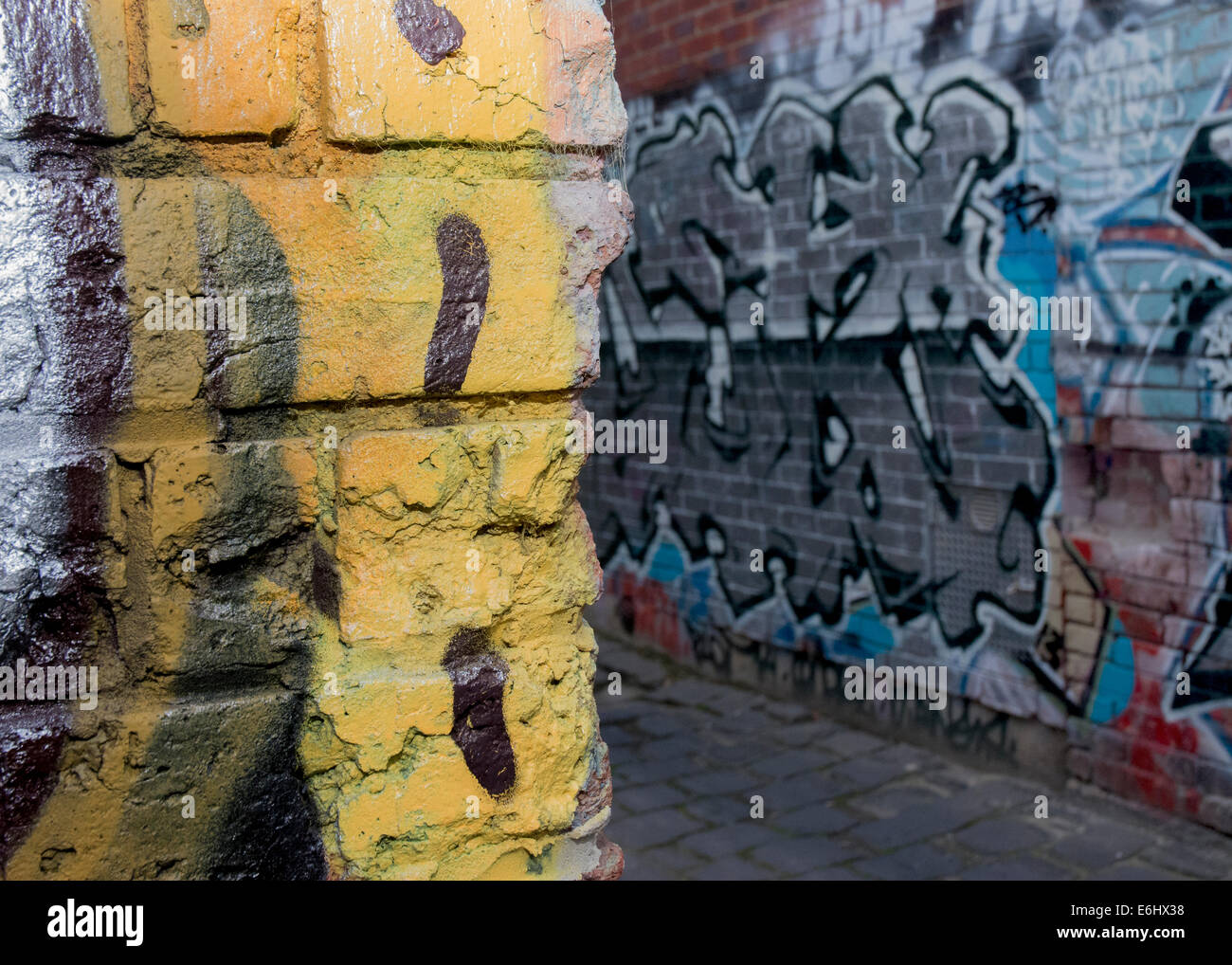 Melbourne Alley Stock Photos & Melbourne Alley Stock Images - Alamy