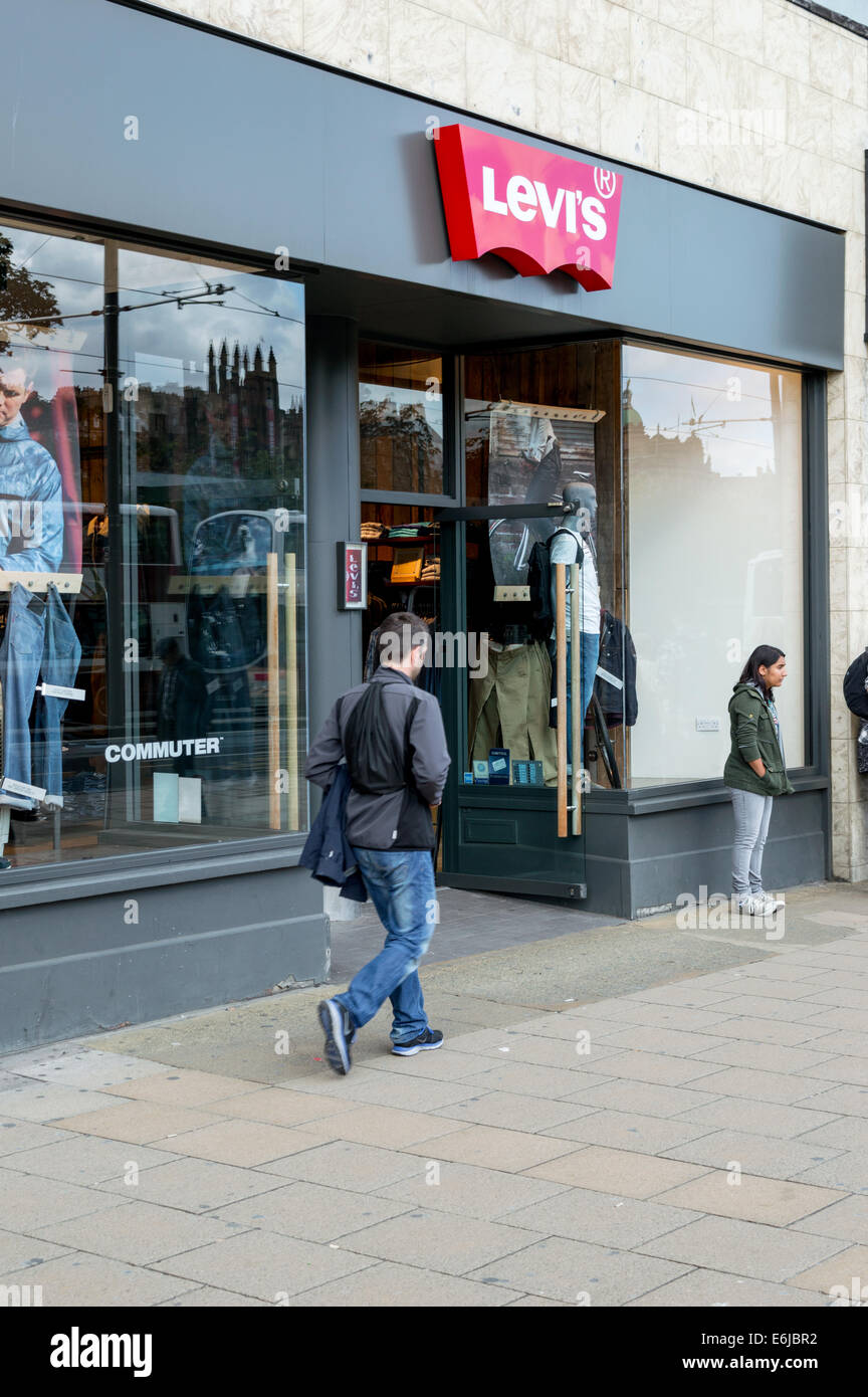 aa742036 Levis Store Stock Photos & Levis Store Stock Images - Alamy