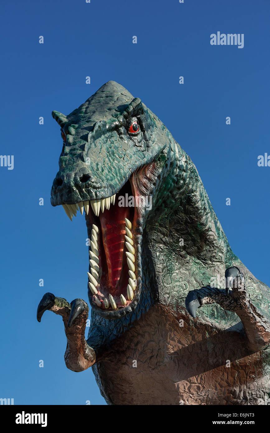 Dinosaur. - Stock Image