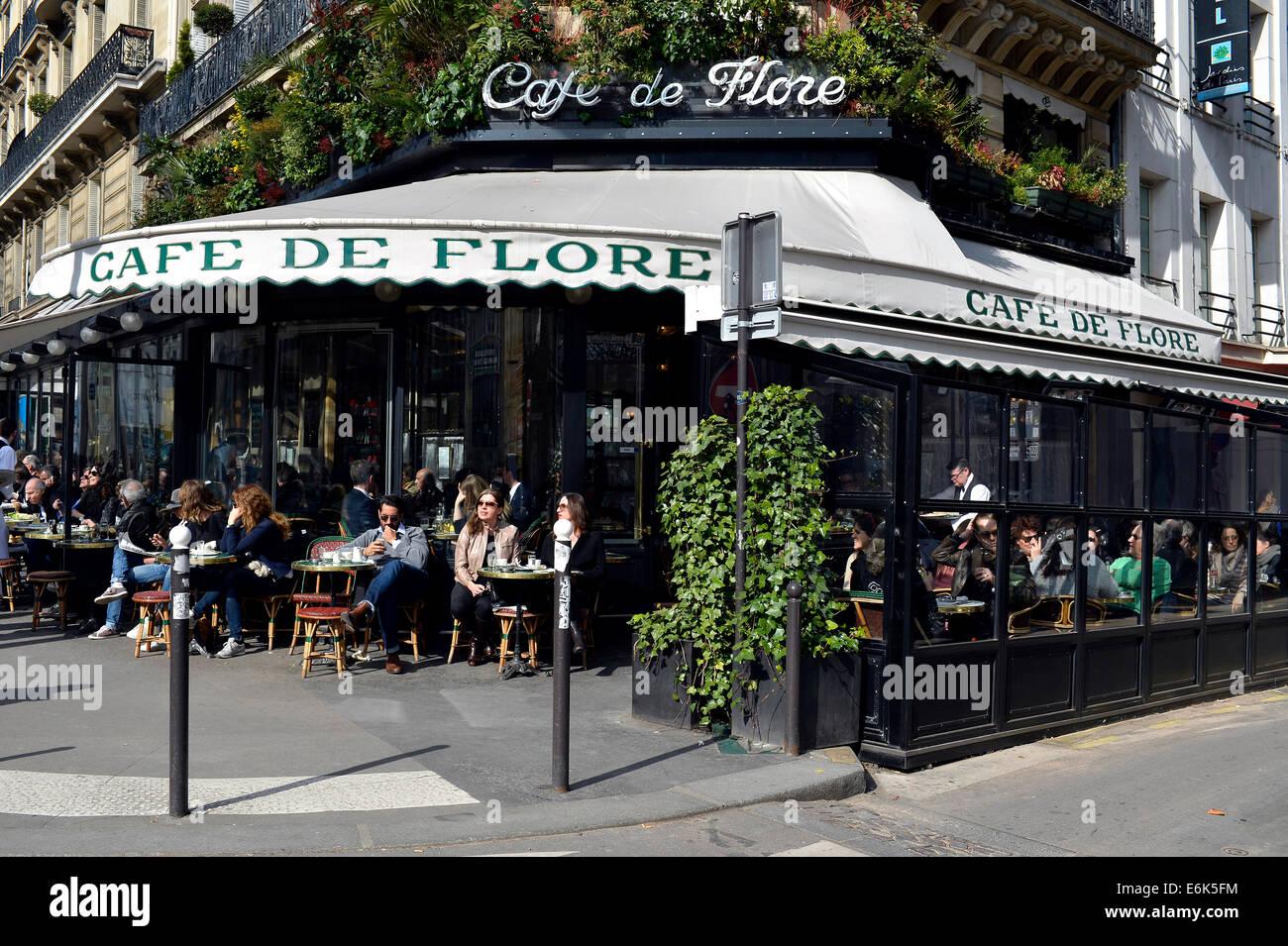 Le Flore Caf Ef Bf Bd Paris
