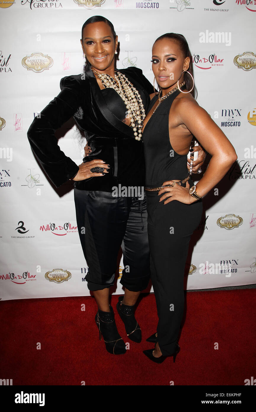los angeles premiere of basketball wives la arrivals featuring