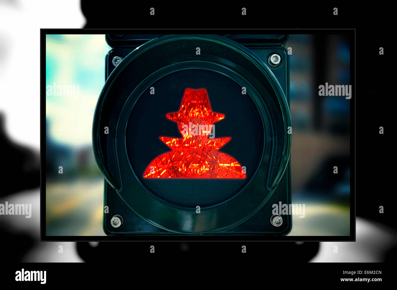 Rote Ampel Stock Photos Rote Ampel Stock Images Alamy
