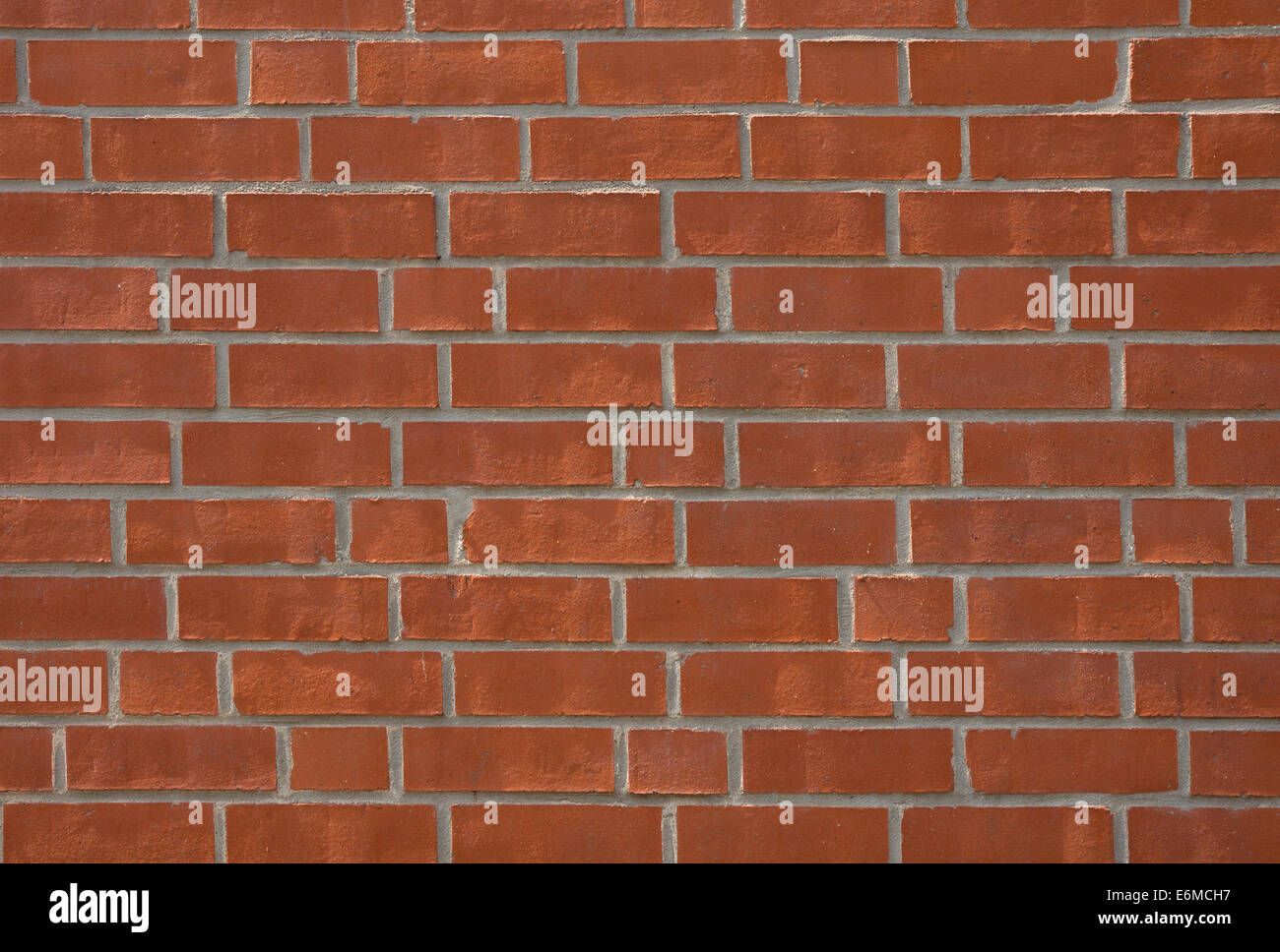 Bricks wall texture for designers and 3d artists - Stock Image