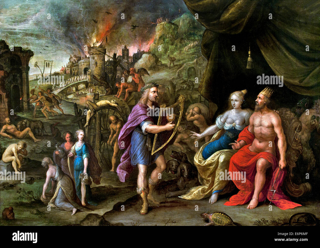 Orpheus in the Underworld 1620...