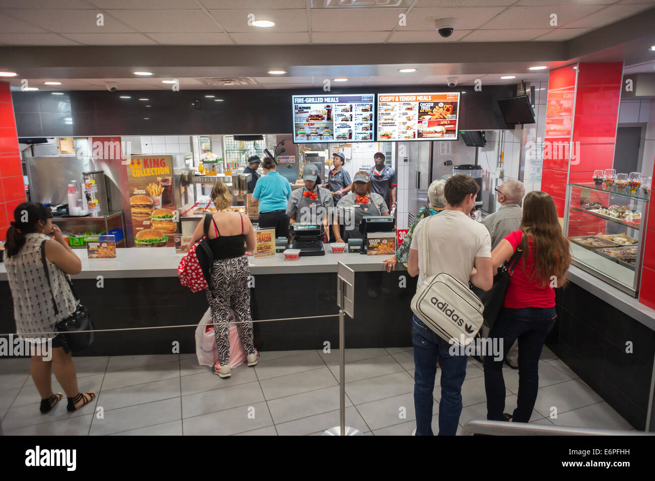 Burger king counter images galleries with a bite - Chow chow restaurante ...