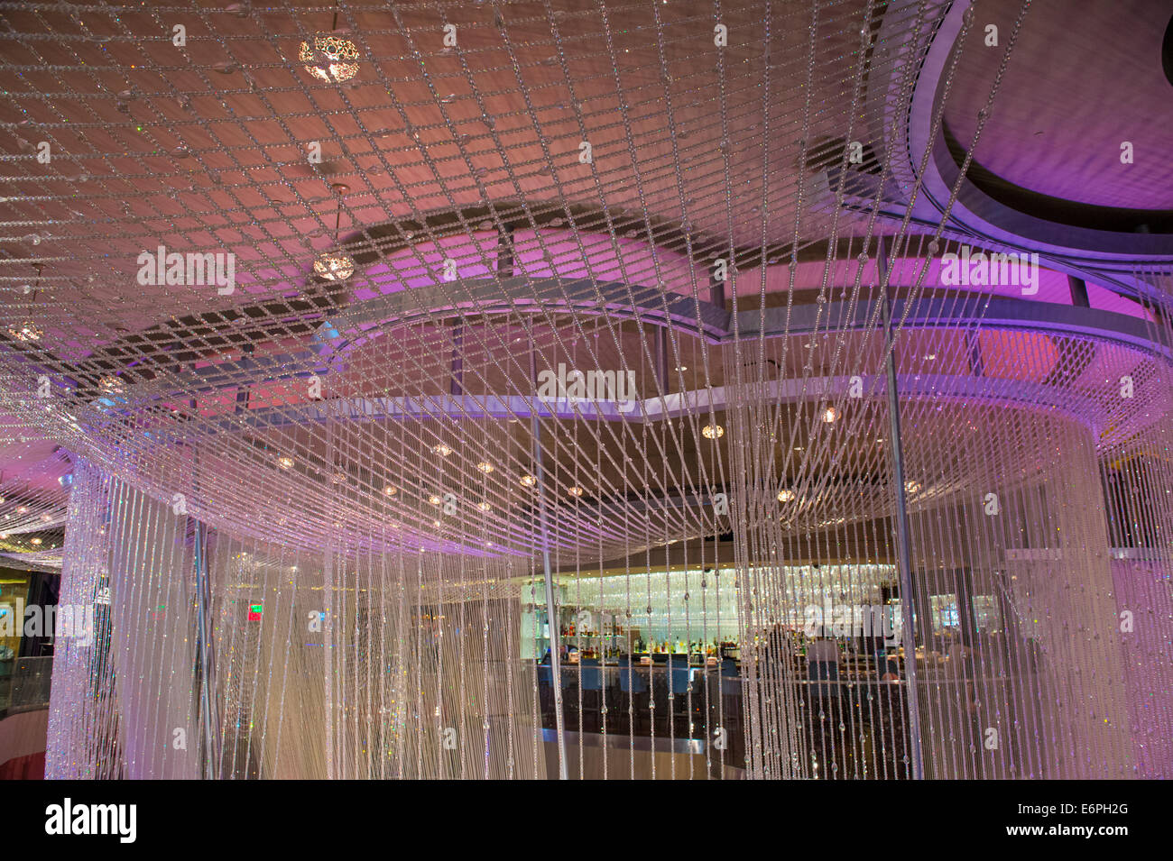 The chandelier bar at the cosmopolitan hotel casino in las vegas the chandelier bar at the cosmopolitan hotel casino in las vegas aloadofball Image collections