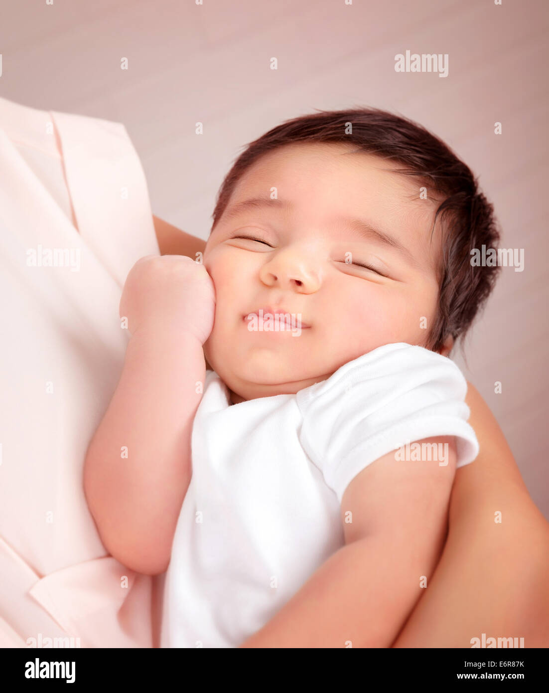 Innocent Sleeping Girl