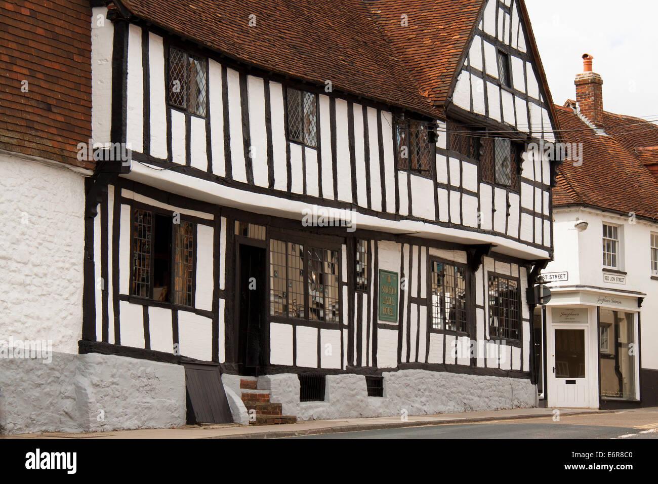 Tudor House Hotel Tewkesbury Haunted