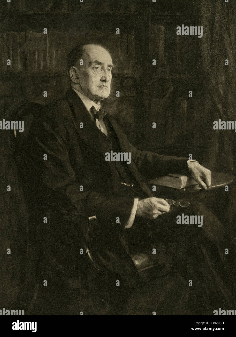 Sir Edward Henry Carson, Baron Carson PC, PC (Ire.), Kt, KC (9 February 1854 - 22 October 1935), known as Lord Carson, - Stock Image