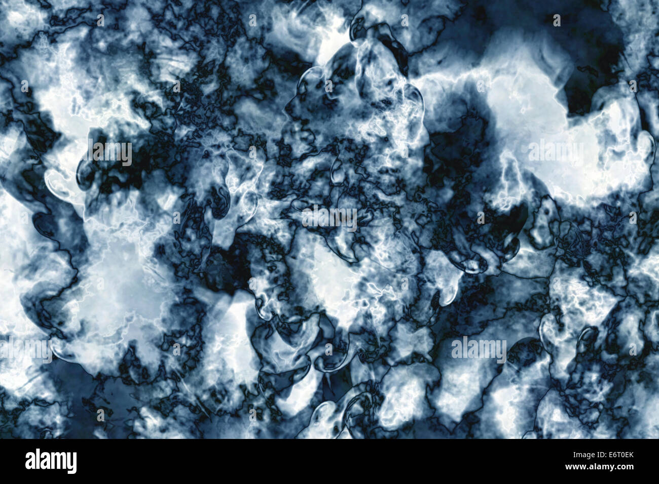 Blue Marble Texture Background Abstract Background For